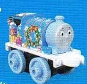 Xmas Percy - Thomas Minis