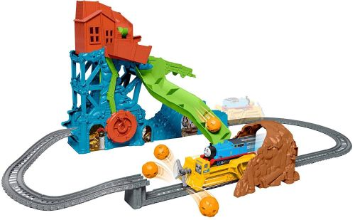 Cave Collapse Playset - Trackmaster Motorized