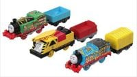Digging for Treasure 3 Pk - Trackmaster Motorized