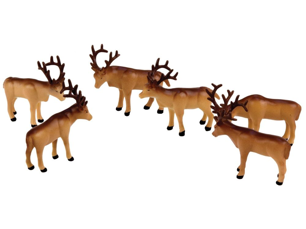 Polar Express Caribou Animal Pack - Lionel