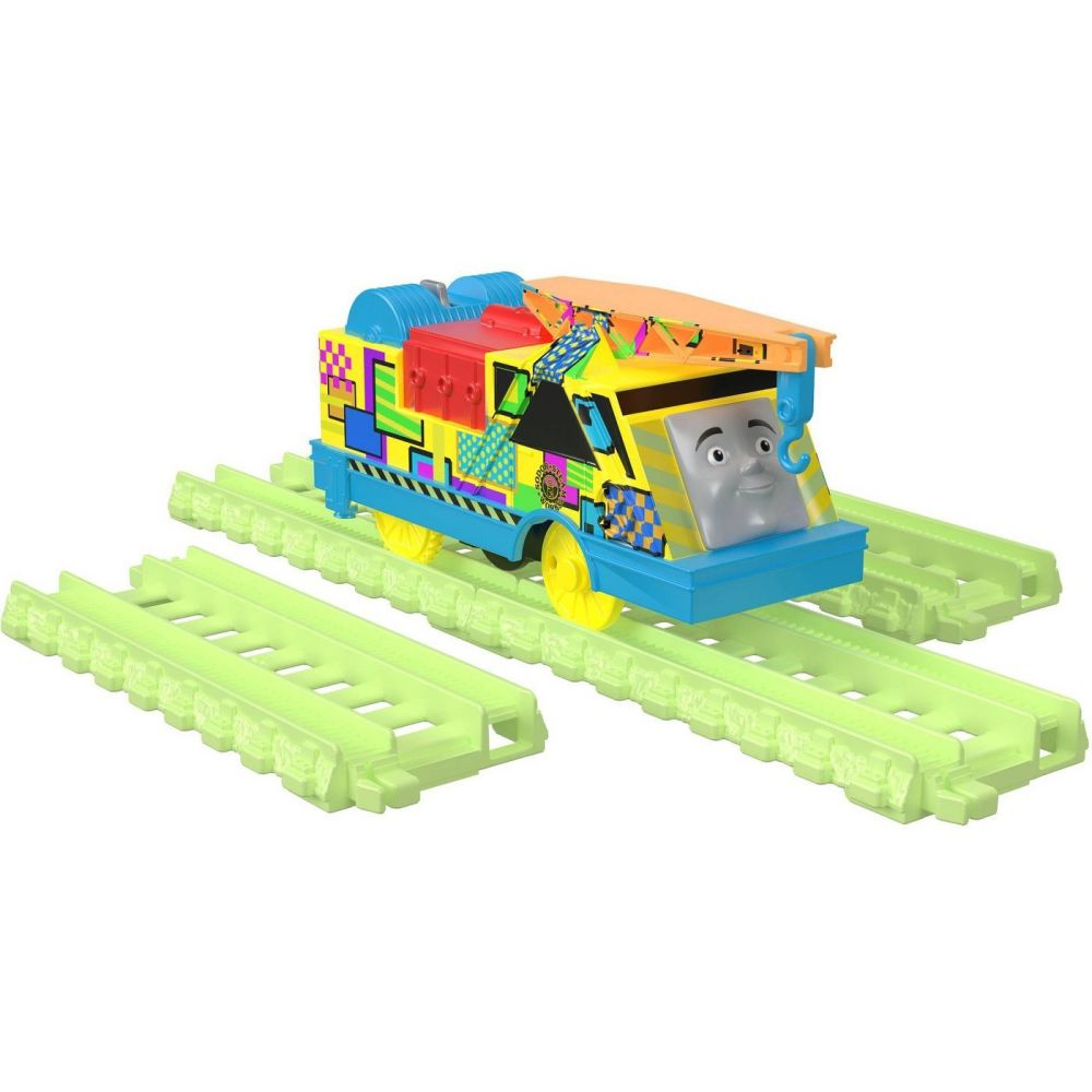 Kevin - Hyper Glow Trackmaster - 1 per Customer