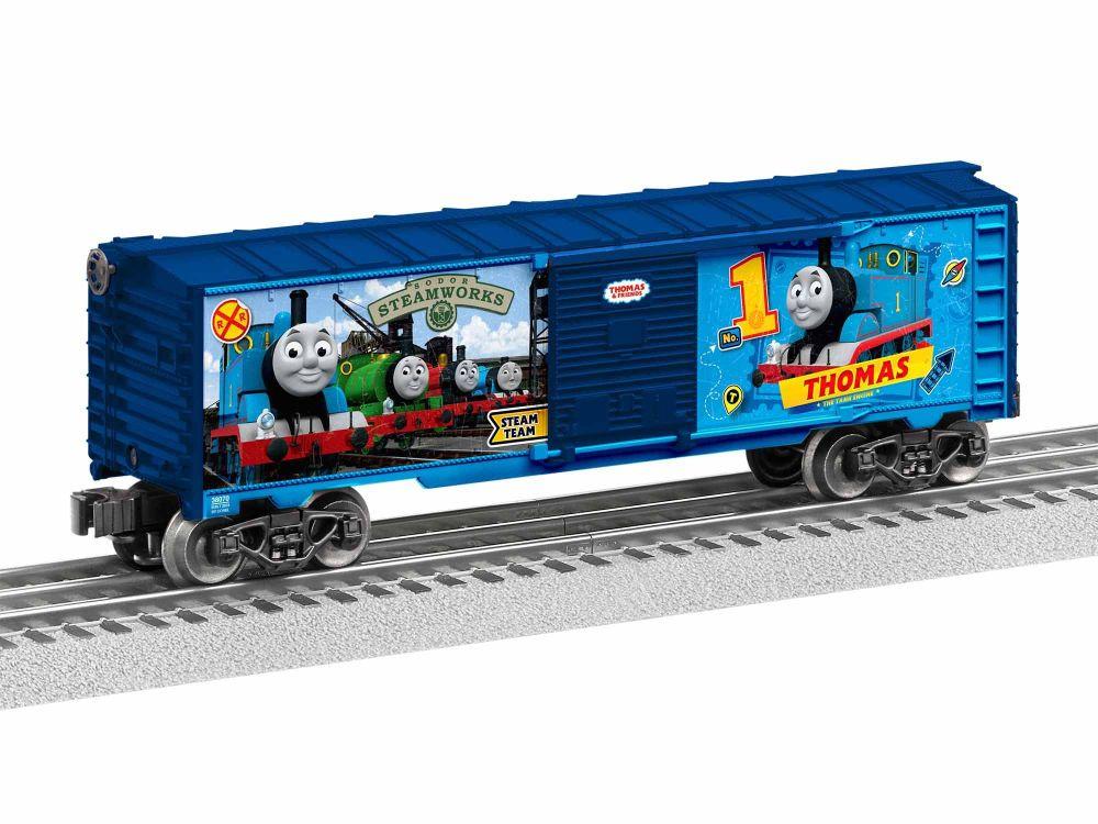 Thomas the Tank Engine Thomas Boxcar - Lionel