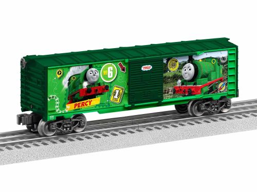 Thomas the Tank Engine Percy Boxcar - Lionel