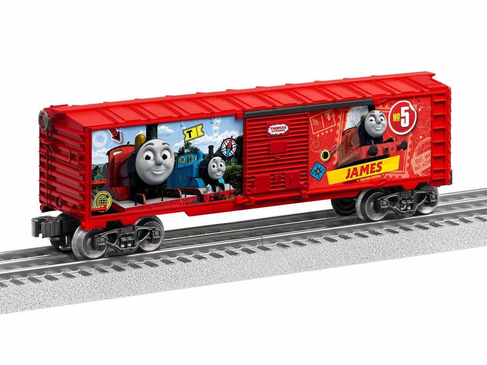 Thomas the Tank Engine James  Boxcar - Lionel