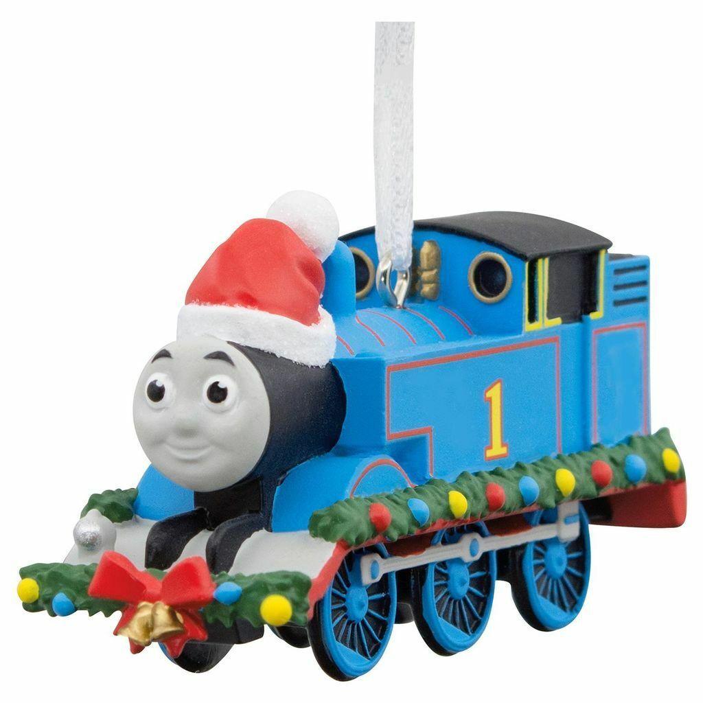 Thomas & Friends™ Thomas the Tank Engine Hallmark Christmas Ornament 2018 #