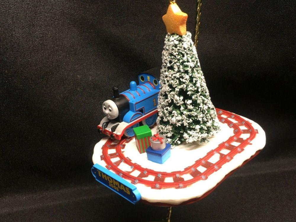 Thomas the Tank Engine  Holiday Tree Ornament by Hallmark 2005