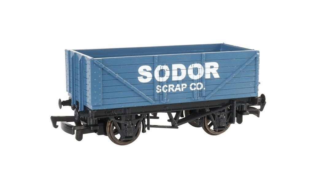 Sodor Scrap Co. Wagon - Bachmann Thomas