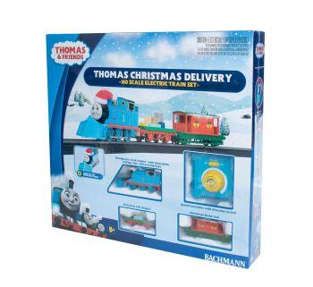 Thomas Christmas Delivery - Bachmann Thomas