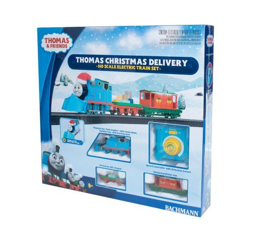 Thomas Christmas Delivery - Bachmann Thomas
