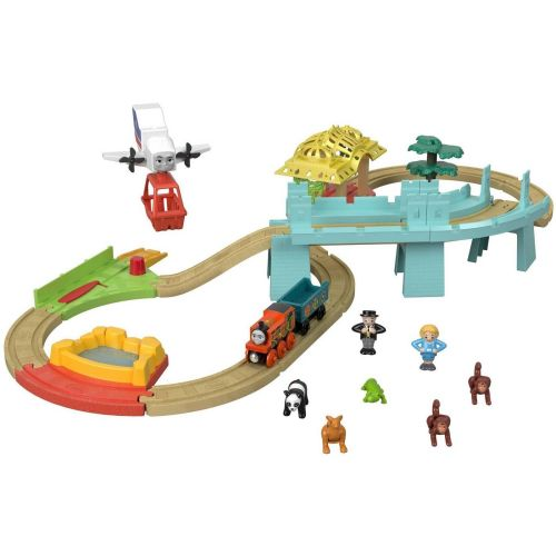 Big World Adventure Set - Thomas Wood 2019