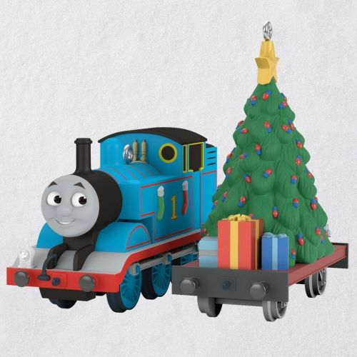 Thomas the Tank Engine - A Tree for Thomas Ornament - Hallmark 2019
