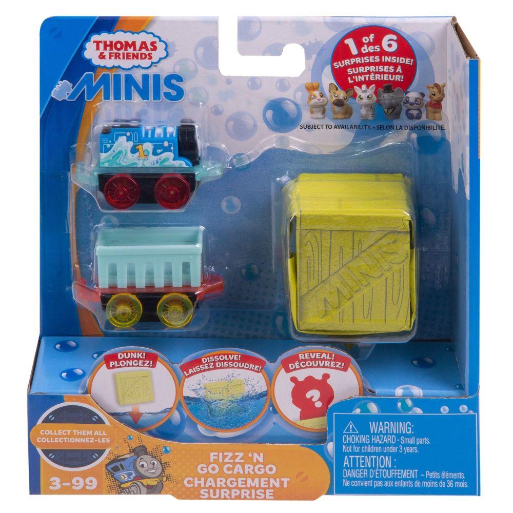 Fizz N Go - Thomas and French Bulldog - Thomas Minis