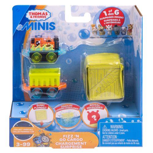 Fizz N Go - Nia and Zebra - Thomas Minis