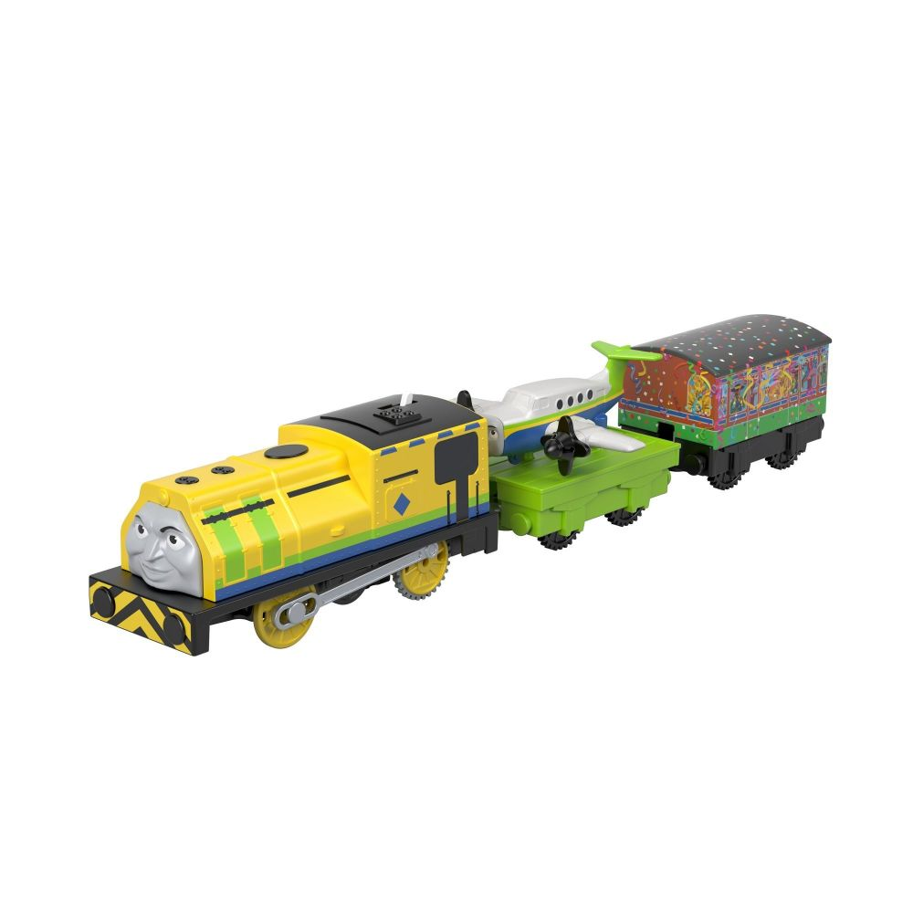 Raul & Emerson - Trackmaster Motorized
