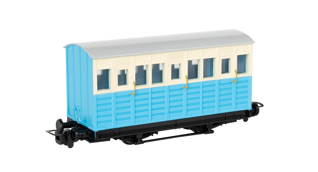 Blue Carriage - Bachmann