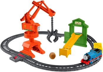 Cassia Crane and Cargo Set - Trackmaster Motorized