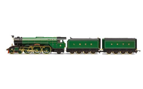 Alan Pegler USA Tour 'Flying Scotsman' Limited Edition (Gold Plated) - Horn