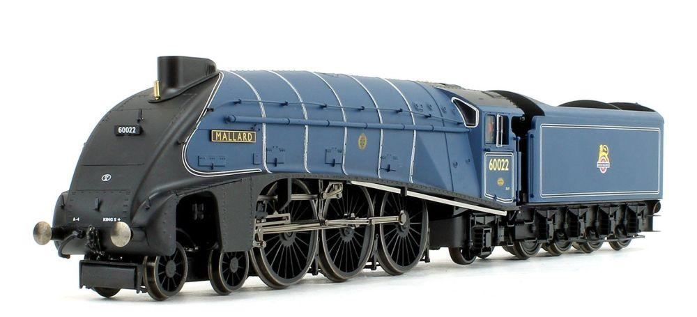 BR, A4 Class, 4-6-2, 60022 'Mallard' - Era 4 - Hornby