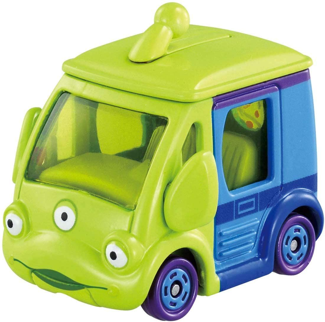 Disney Motors  Cubit Alien
