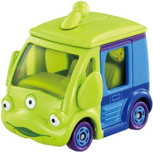 Disney Motors  Cubit Alien