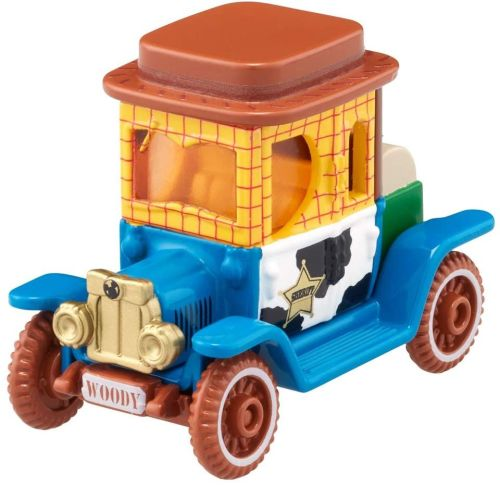 Disney Motors  High Hat Classic Woody