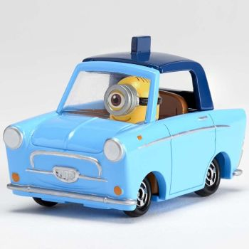 Tomica Ride On  Minion Stuart × Lucy's Car