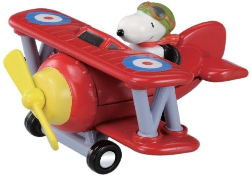 Tomica Ride On  Snoopy (Flying Ace)