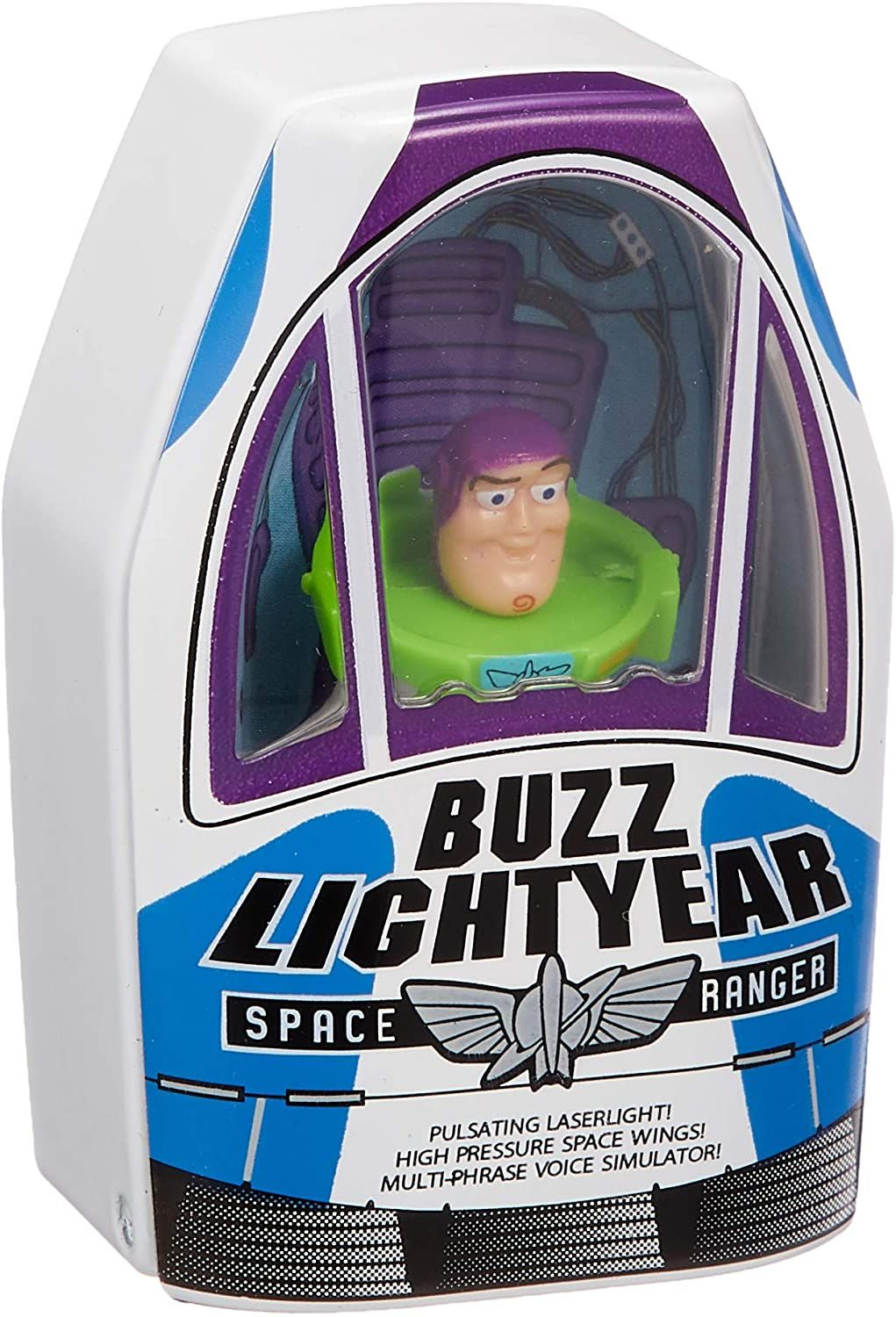 Tomica Ride On Toy Story  Buzz Lightyear & Spaceship