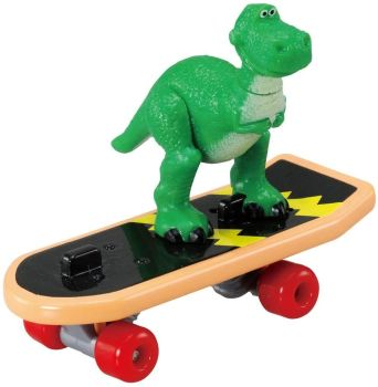 Tomica Ride On Toy Story  Rex & Skateboard