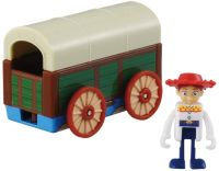 Tomica Ride On Toy Story Jessie & Andy Toy Box