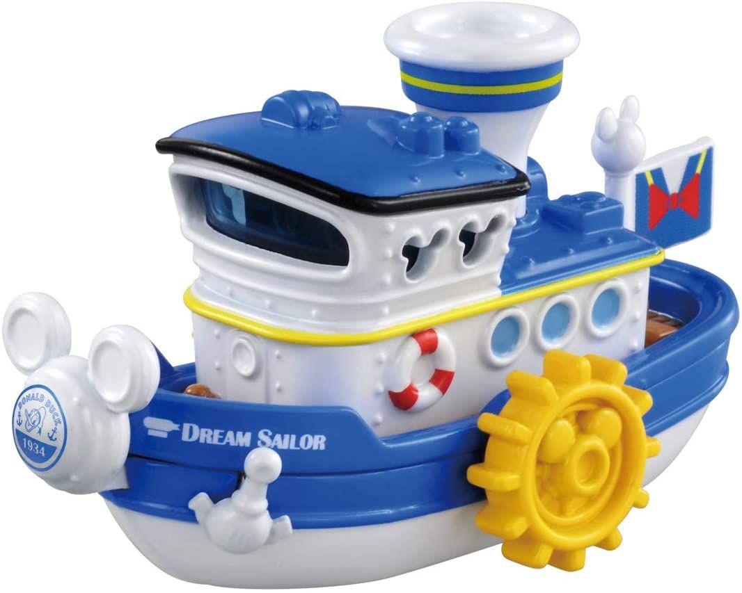Disney Motors  Steamboat Donald