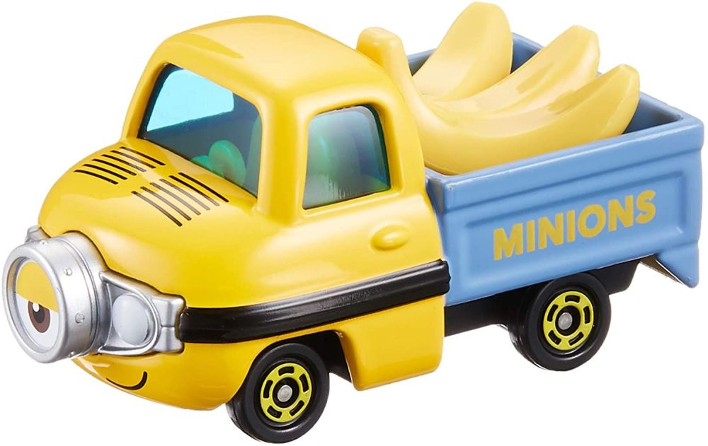 Tomica Minion Stuart and Bananas