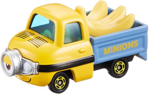 Tomica Minion Stuart and Bananas