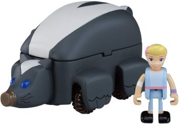 Tomica Ride On Toy Story  Bo Peep and Skunk Car