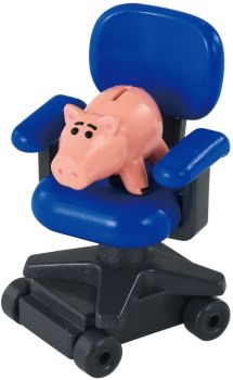Tomica Ride On Toy Story  Ham and Office Chair