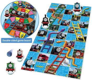 Thomas & Friends Snakes & Ladders Game