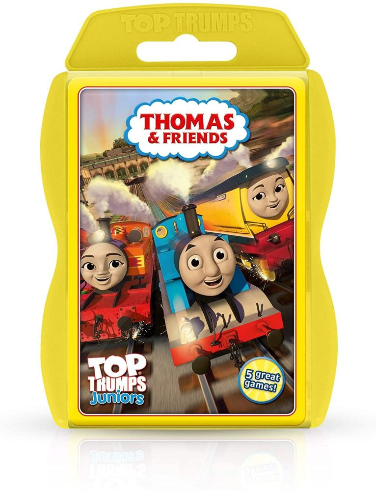 Top Trumps Juniors: Thomas the Tank Engine