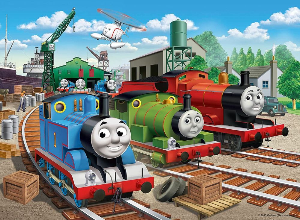 Thomas & Friends My First Floor Puzzle - 16pc