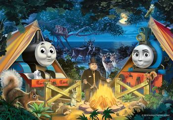 Thomas & Friends Big World Adventures Puzzle 35pc
