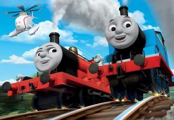Thomas & Friends Thomas, James & Harold Puzzle 35pc