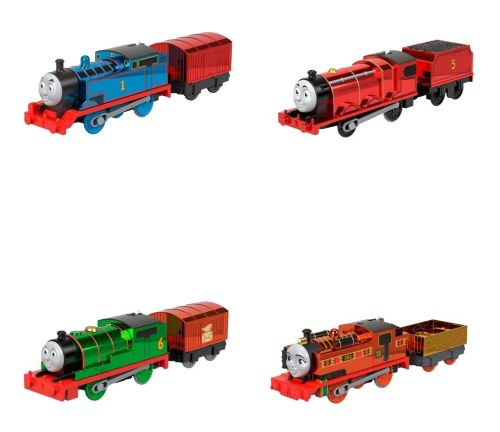 Celebration Engines - 75th Anniversary Metallic 4 Pack