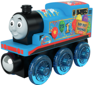 Preorder - Day Out with Thomas 2020 75th Anniversary - Arriving wc 25th