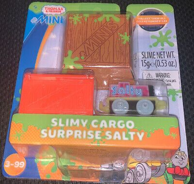 Slimy Cargo Surprise - Salty - Thomas Minis