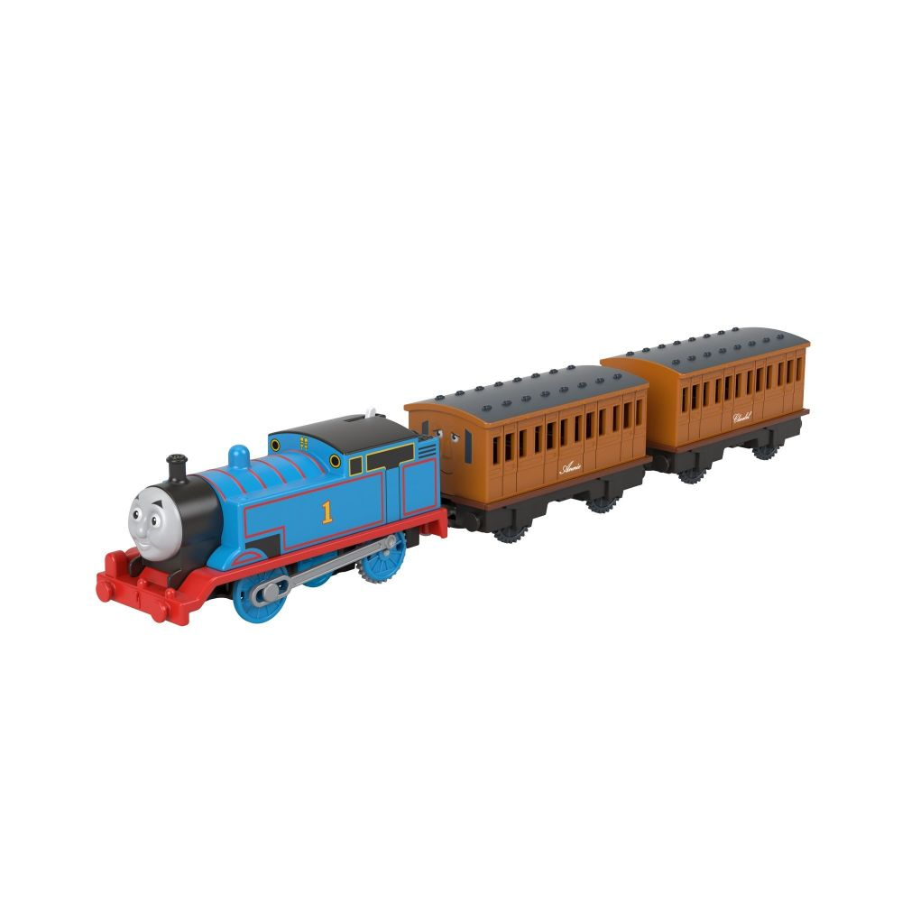 Thomas with Annie & Clarabel - Motorized
