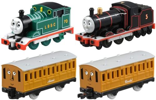 Thomas the Adventure Begins - 4 Pack - Takara