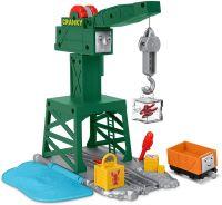 Cranky The Crane Playset - Thomas Motorized