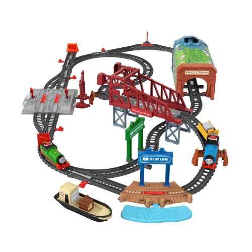 Thomas & Friends™ Talking Thomas & Percy Train Set ( Day Out on Sodor ) - T