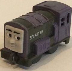 Splatter - Push Along