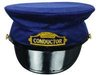 Polar Express Conductor Hat