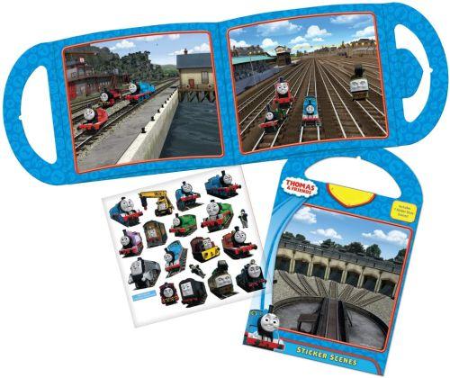 Thomas & Friends Travel Pack Sticker Scenes